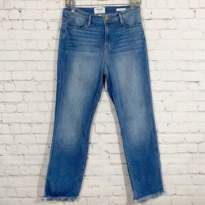 Frame Denim Le High Straight Jeans hi rise 28
